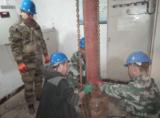 积极进行水泵设备维保   保障冬季供水安全