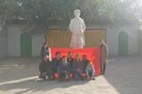 泓澄水处理公司参观林基路烈士纪念馆
